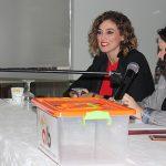 Nieves Rusillo, reelegida candidata de AIB a la alcaldía de Bailén