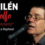 Adolfo presenta esta noche un tributo a Raphael