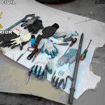 Detenidas seis personas por un delito de robo en grado de tentativa en Bailén