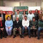 El PSOE presenta su candidatura completa a las elecciones municipales