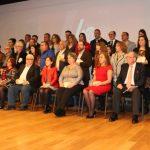 El PSOE homenajea a sus concejales en los 40 años de ayuntamientos democráticos